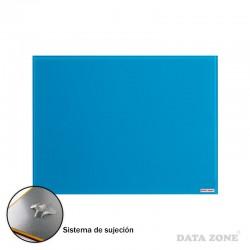 Pizarra de Vidrio Pared 45x60 Azul