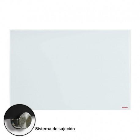 Pizarra de Vidrio Pared 60x90 Blanca