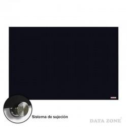Pizarra de Vidrio Pared 60x90 Negra