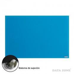Pizarra de Vidrio Pared 60x90 Azul