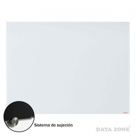 Pizarra de Vidrio Pared 90x120 Blanca