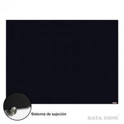 Pizarra de Vidrio Pared 90x120 Negra