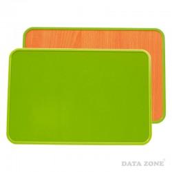 Pizarra Magnética Individual 20X30 cm Verde