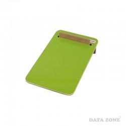 Pizarra memo Verde de escritorio 15x23 cm