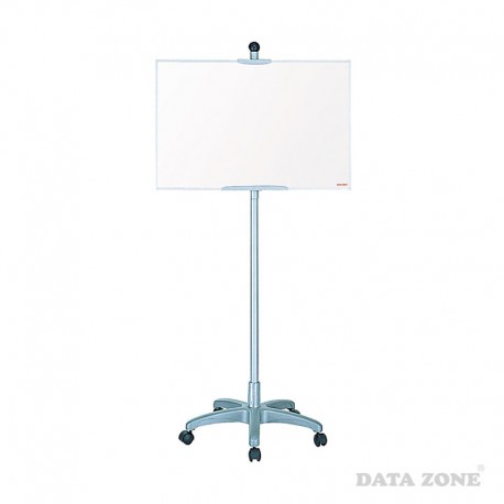 Pizarra Magnética con pedestal Movible 60x90 cm