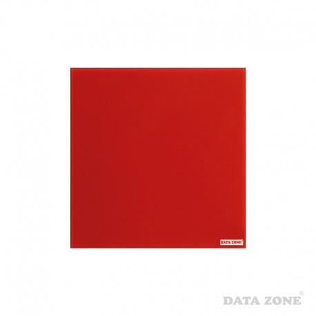 Pizarras Magnética de Vidrio 30x30 Roja