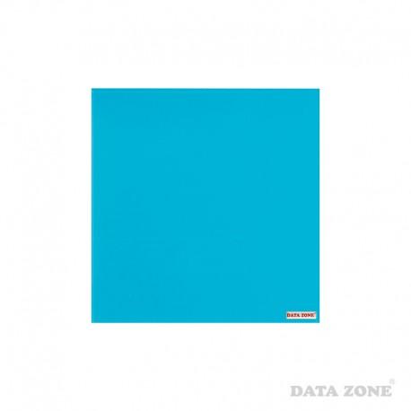 Pizarras Magnética de Vidrio 30x30 Azul