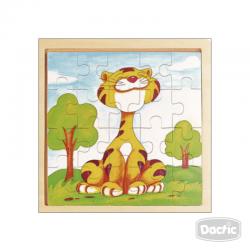 Puzzle Tigre