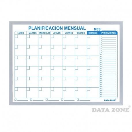 Planificador Mensual Magnético Grande